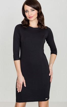 99d29787e2 SUKIENKA Z GŁĘBOKIM DEKOLTEM NA PLECACH Mini sukienka z elastycznego  materiału